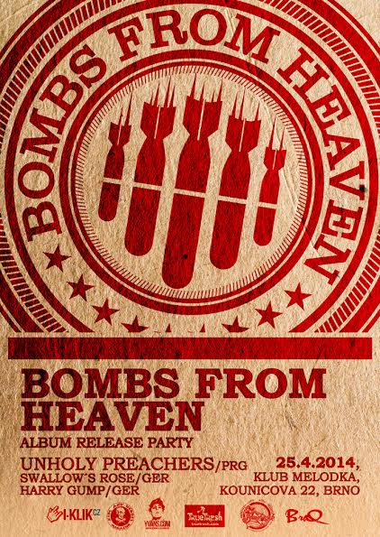 Bombs From Heaven Orient Express