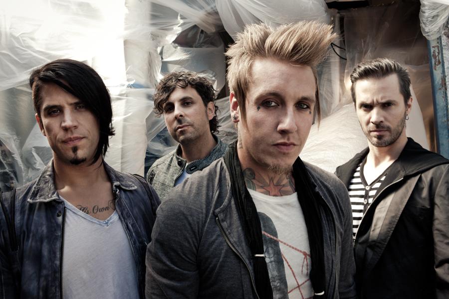Papa Roach v srpnu zboří Lucerna Music bar!