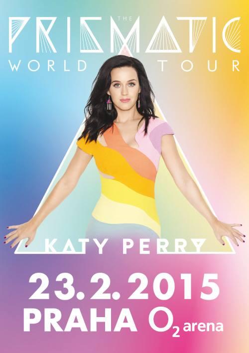 Katy Perry oznamuje termíny evropského tour, Praha nechybí!