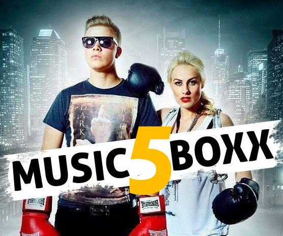 MUSIC BOXX: FESTIVALOVÁ SEZÓNA