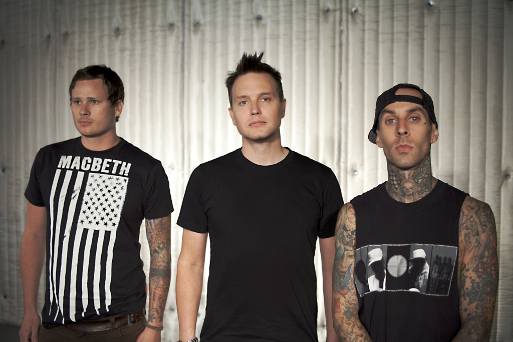 Pop-punkové trio Blink-182 se těší do Prahy, jejich show podpoří britští Gnarwolves a američtí A Wilhelm Scream!