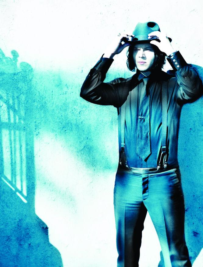 Charismatický a excentrický Jack White vystoupí poprvé sólově v České republice!