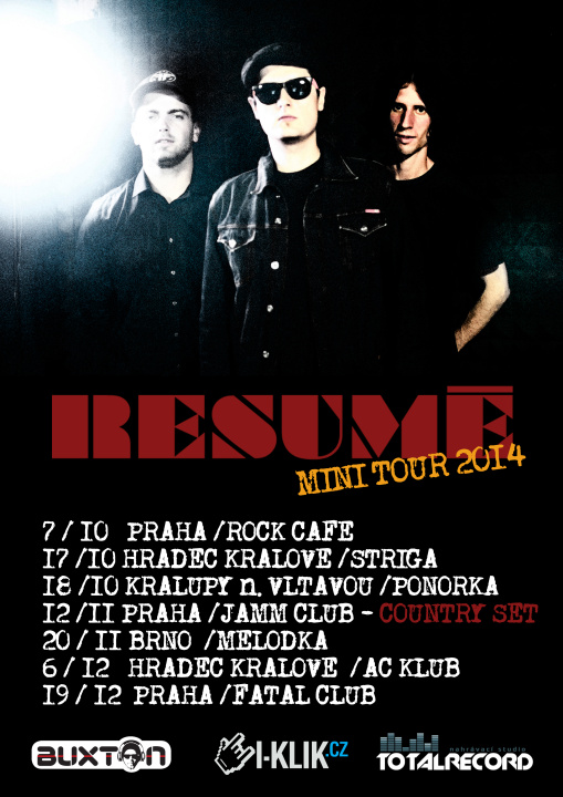Resumé na MINI Tour 2014