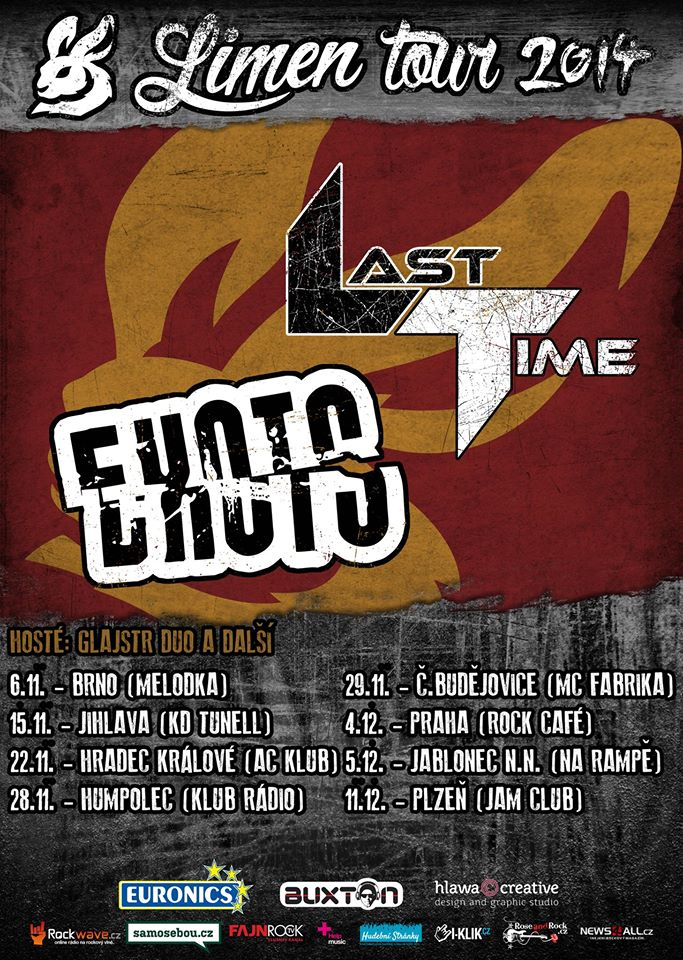 EXOTS A LAST TIME ZVOU NA LIMEN TOUR 2014