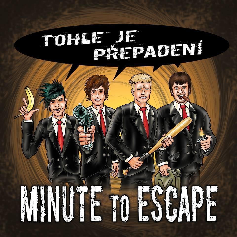 Minute to Escape  – Tohle je přepadení (2014)