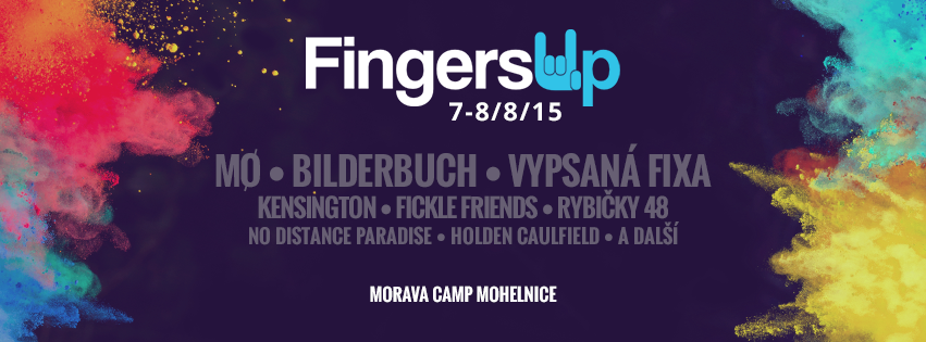 Dánská zpěvačka MØ vystoupí na festivalu Fingers Up 2015!