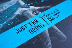 Just for being – There Is A Lie That Never Goes Out (2015)