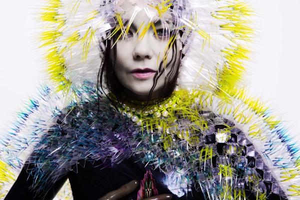 Islandská zpěvačka Björk představí na letošních Colours of Ostrava
