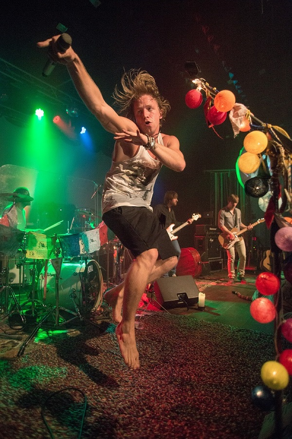 Největší rodinný festival Kašpárkohraní s Tomášem Klusem již tuto neděli!