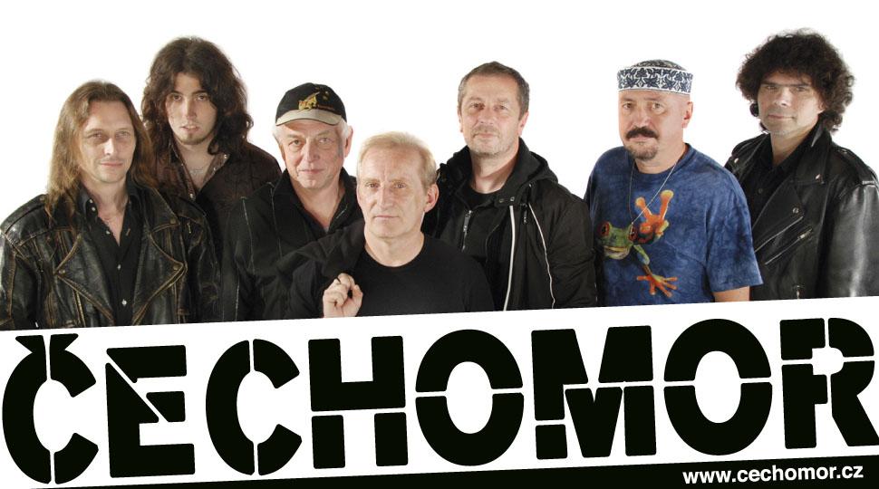 Skupina ČECHOMOR zahájila letní koncertní sezonu – Kooperativa Tour 2015!