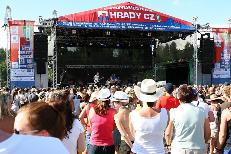 Festival Hrady CZ se tento týden představí na Hradci nad Moravicí!