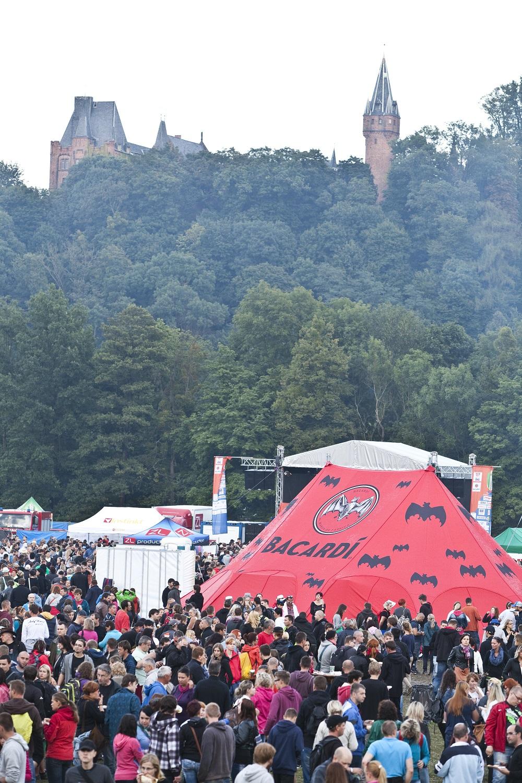 Hrady CZ se představí 14. a 15. srpna na Bouzově!