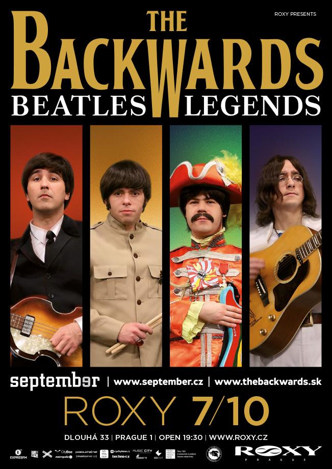 Beatles Legends: strhující výlet do minulosti!