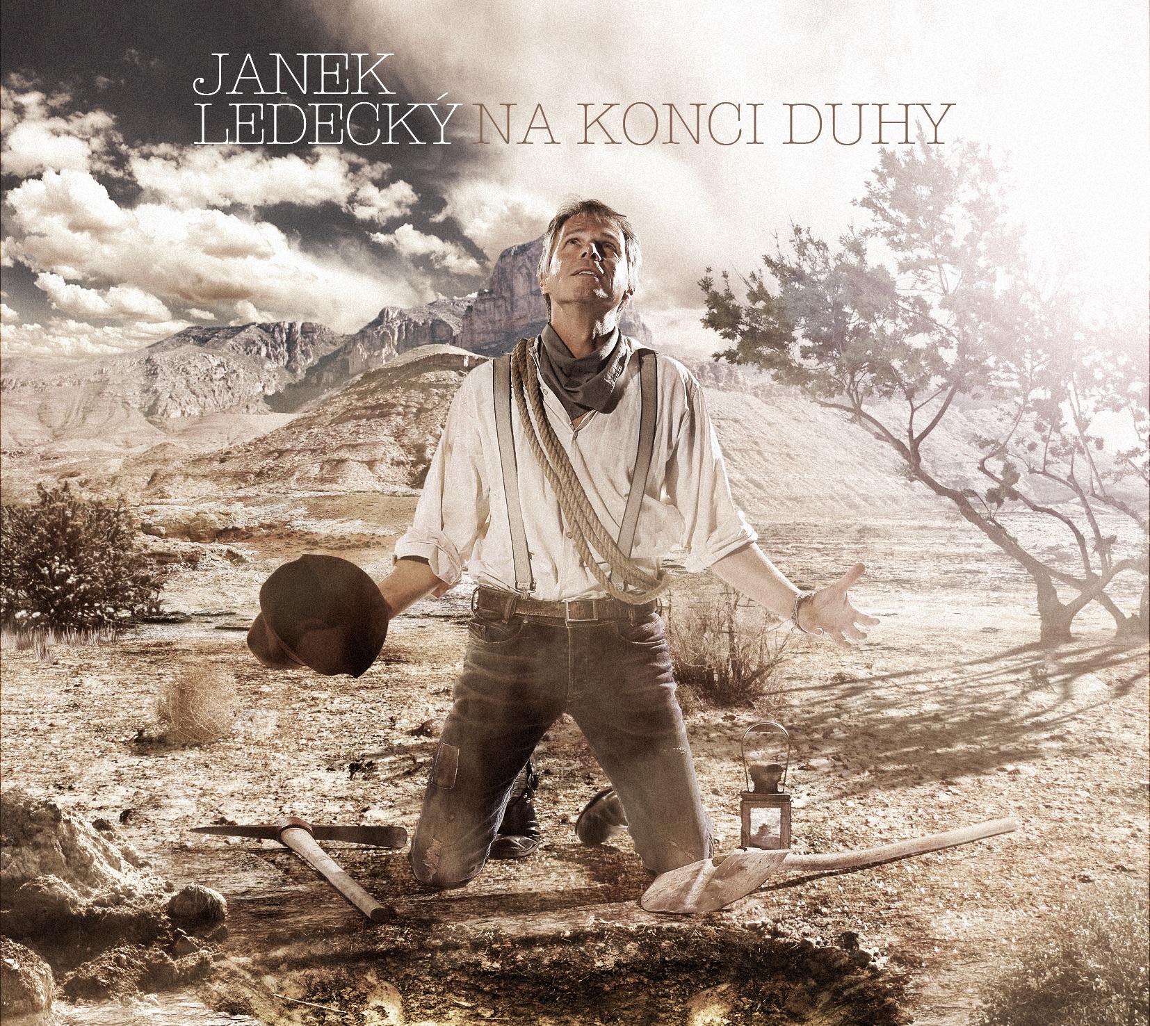 Janek Ledecký vydává své první sólové autorské album po deseti letech!