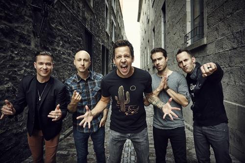 Simple Plan přivezou v březnu do Prahy novou desku!