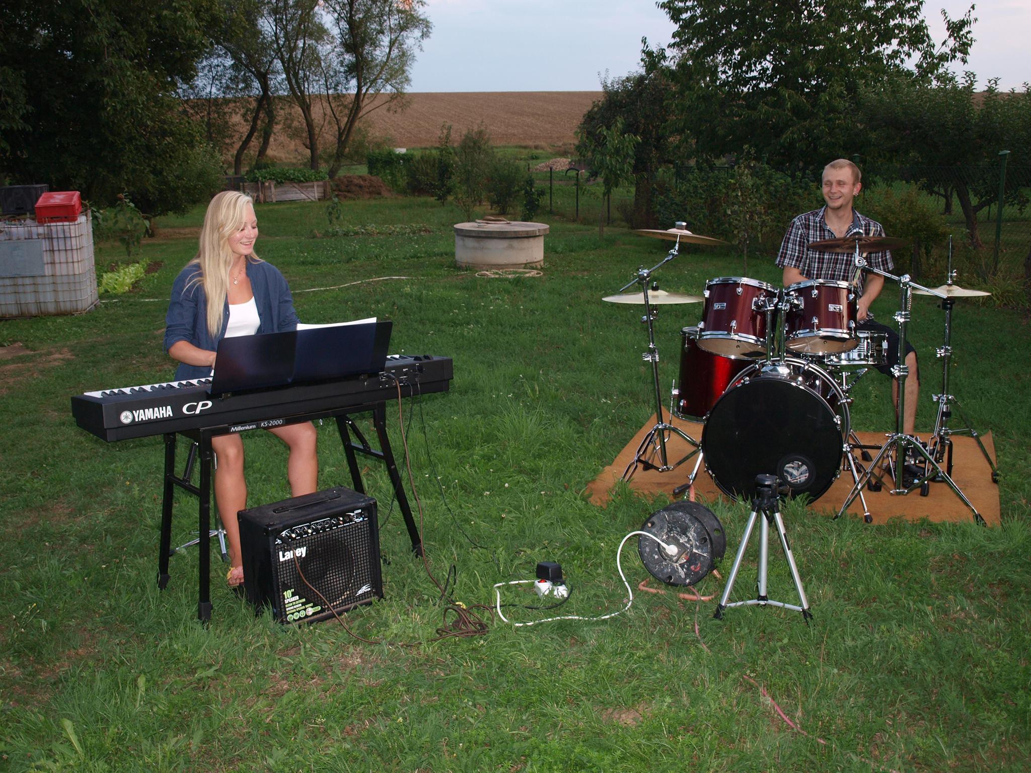 Piano and Drums Project dokazuje, že v hudbě není nic nemožné