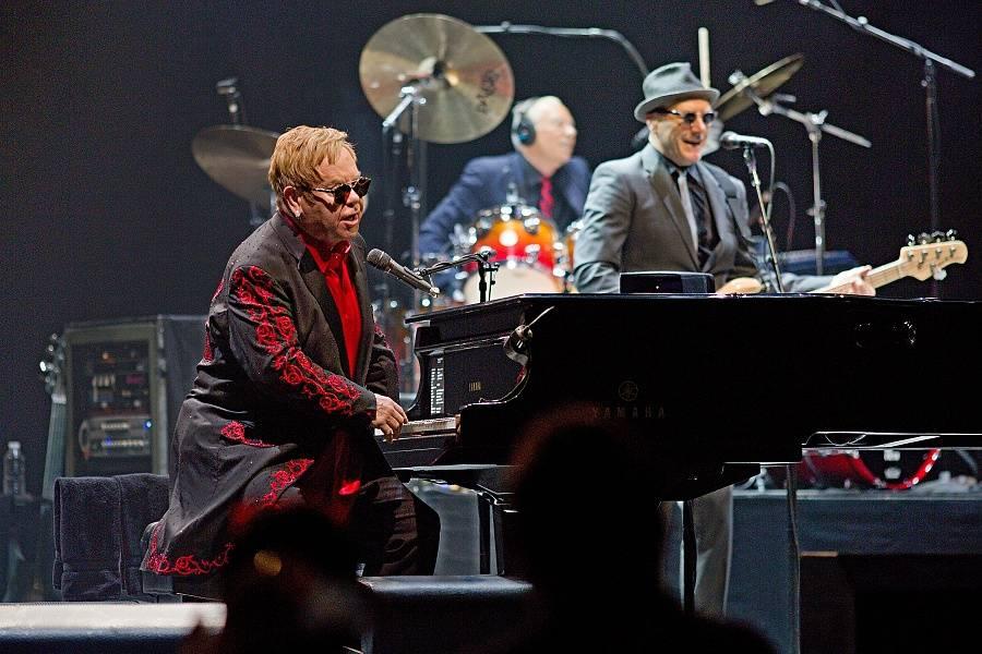 Elton John po třech letech opět vyprodal O2 arénu