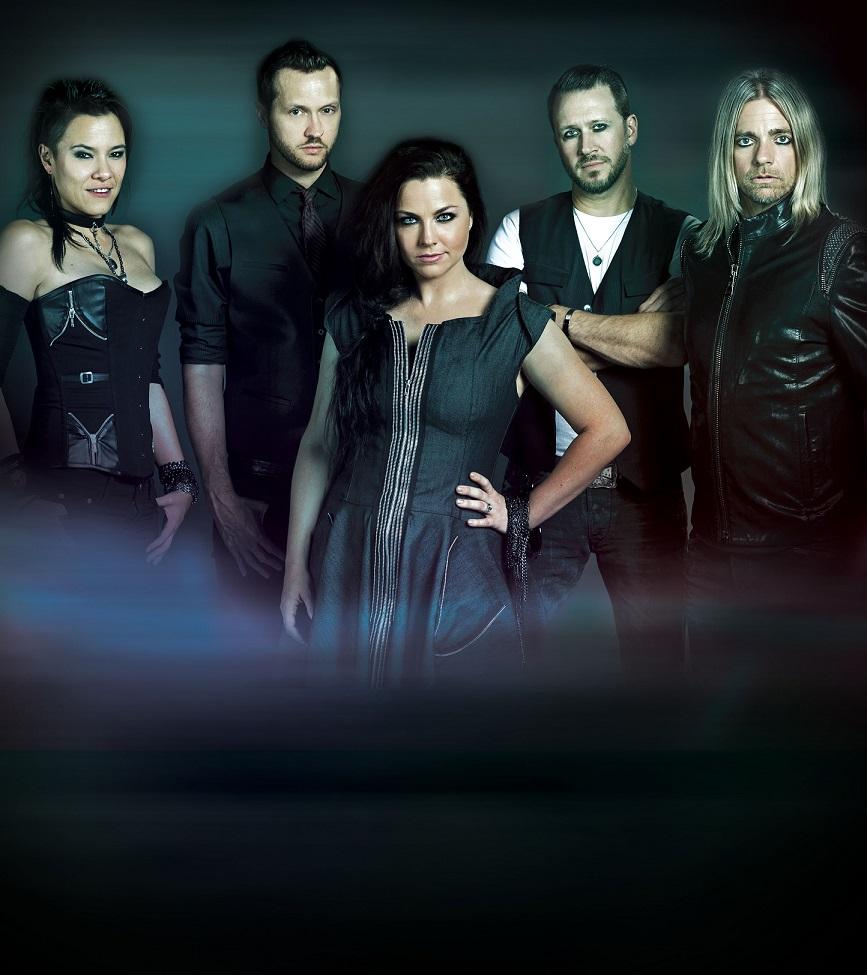 ROCK FOR PEOPLE hlásí Evanescence!