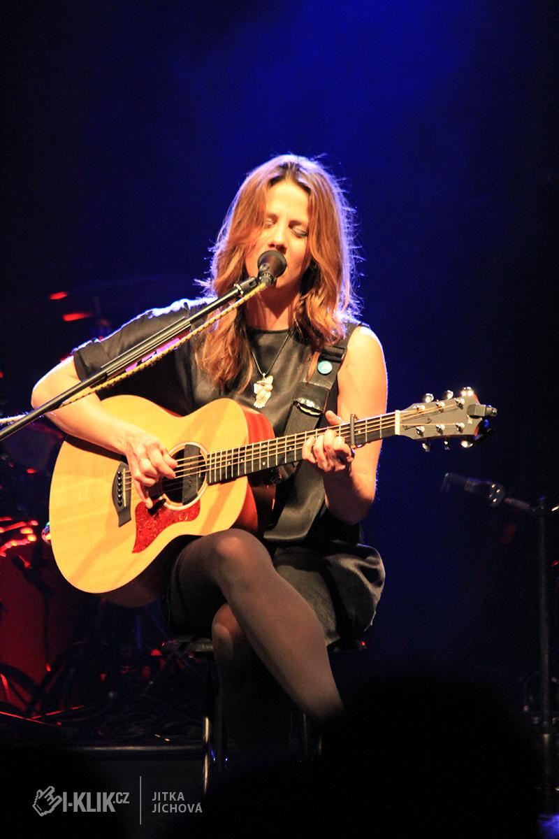 Aneta Langerová zakončila dvouleté úspěšné turné ve Foru Karlín!