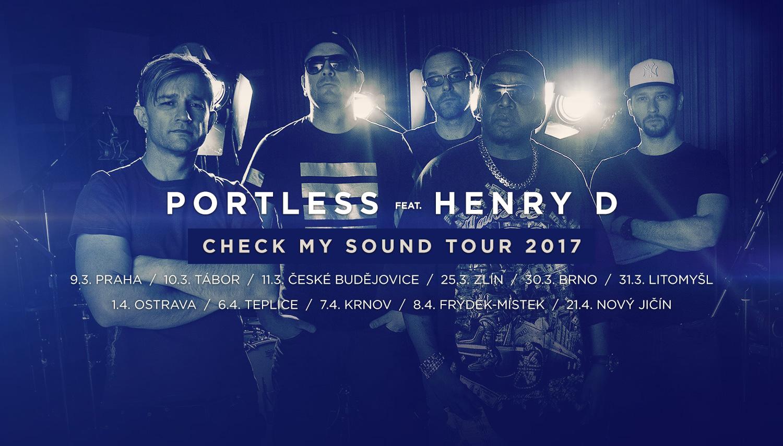ROZHOVOR: PORTLESS a HENRY D na společném tour!