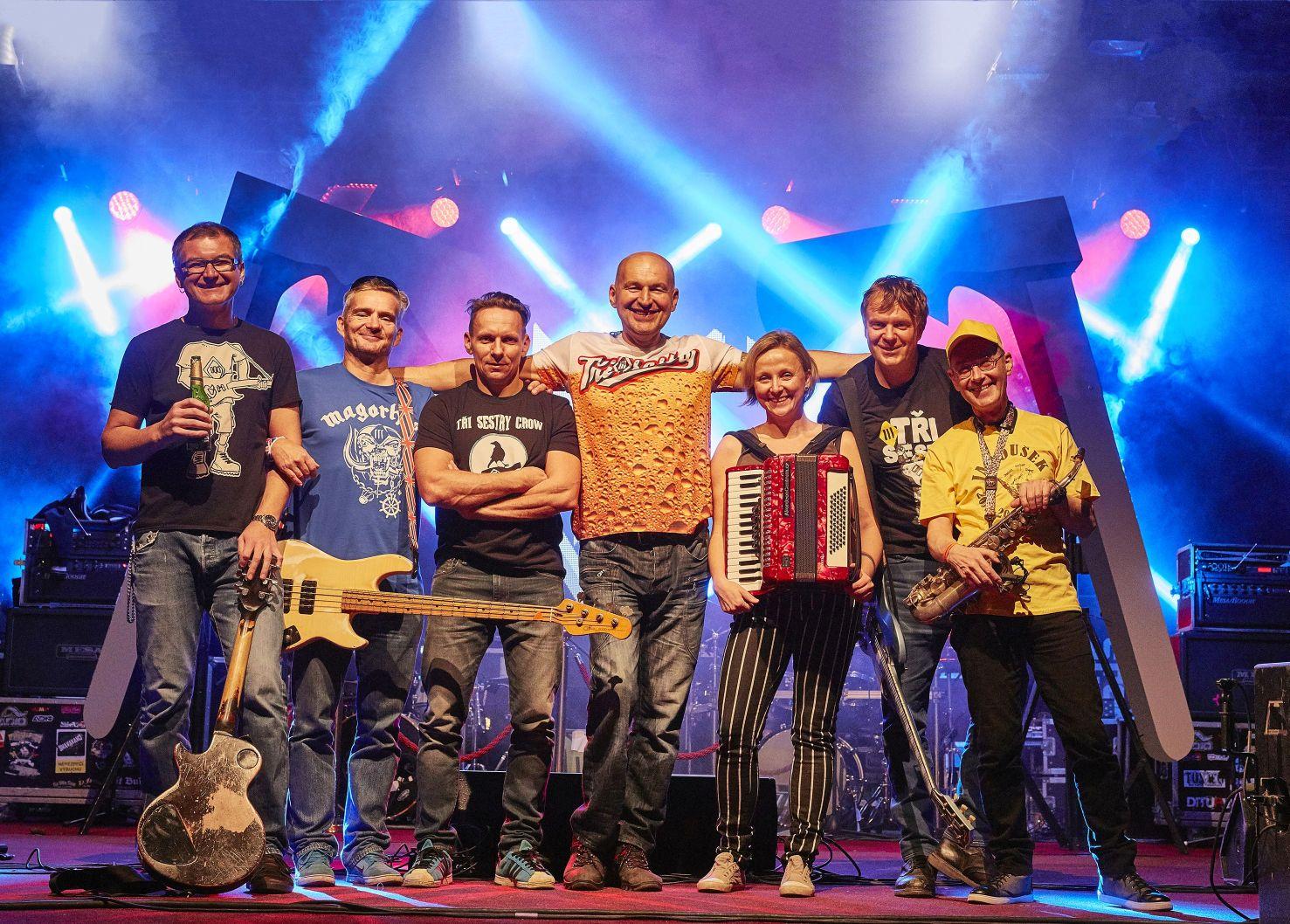 TŘI SESTRY RADEGAST TOUR 2017