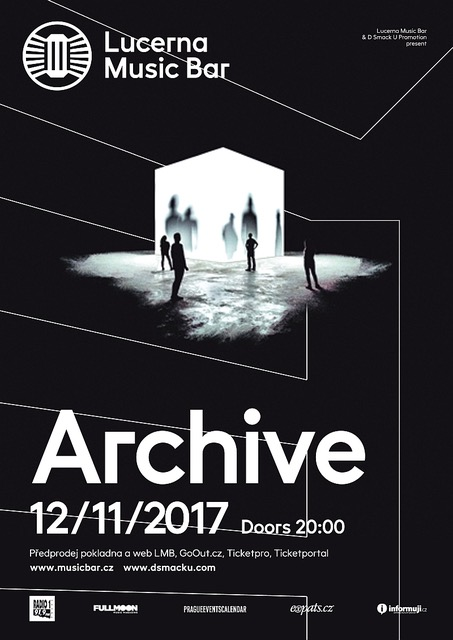 Archive se vrací do Lucerna Music Baru!