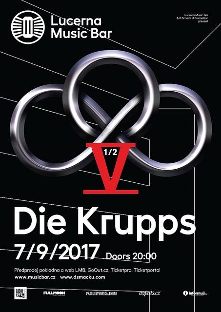 Die Krupps v Praze!