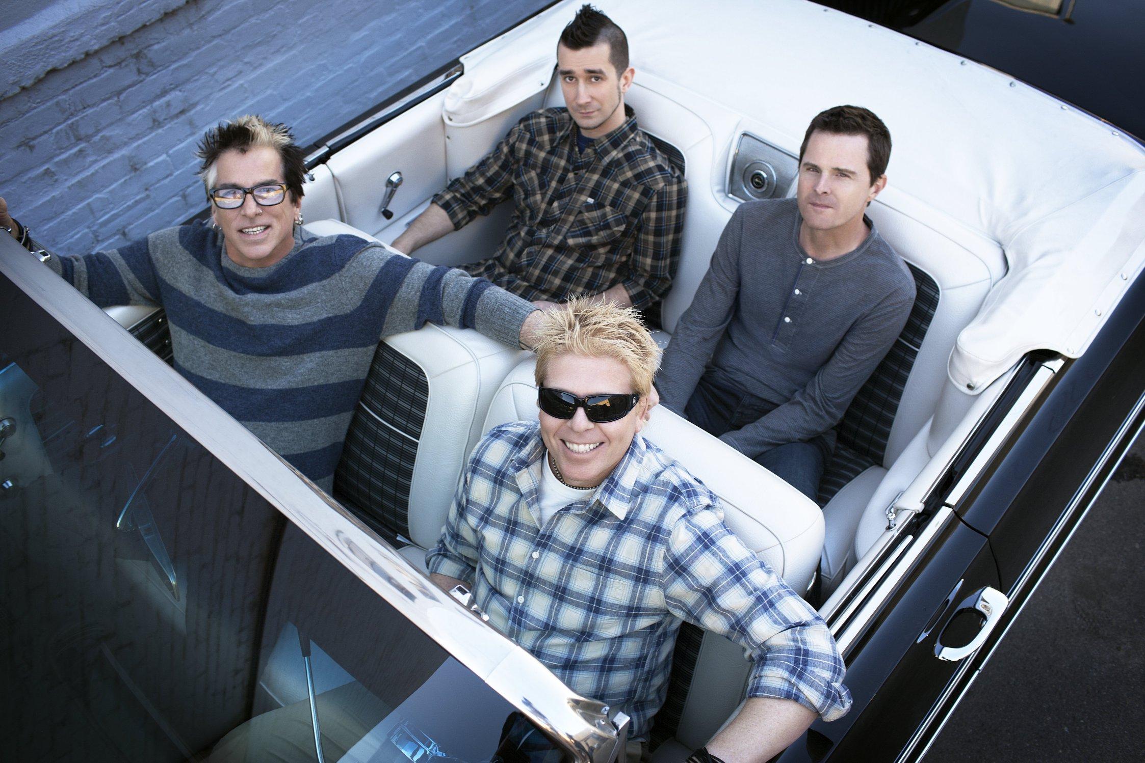 The Offspring oznamují samostatný koncert v Praze!
