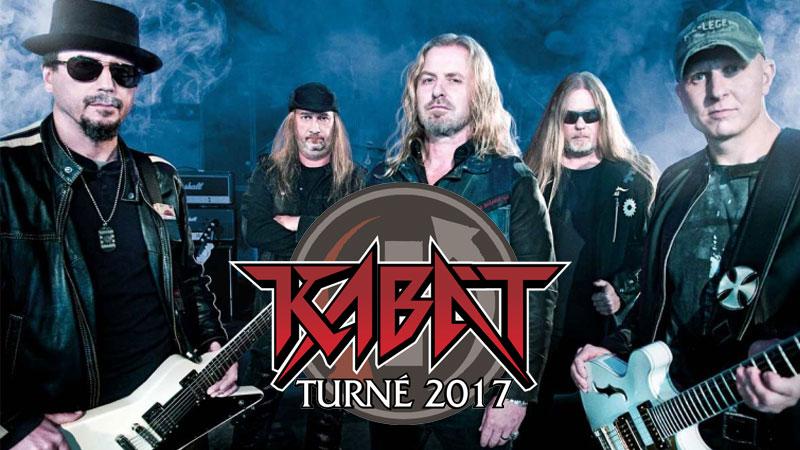 Rockový podzim ve znamení Kabát Tour 2017