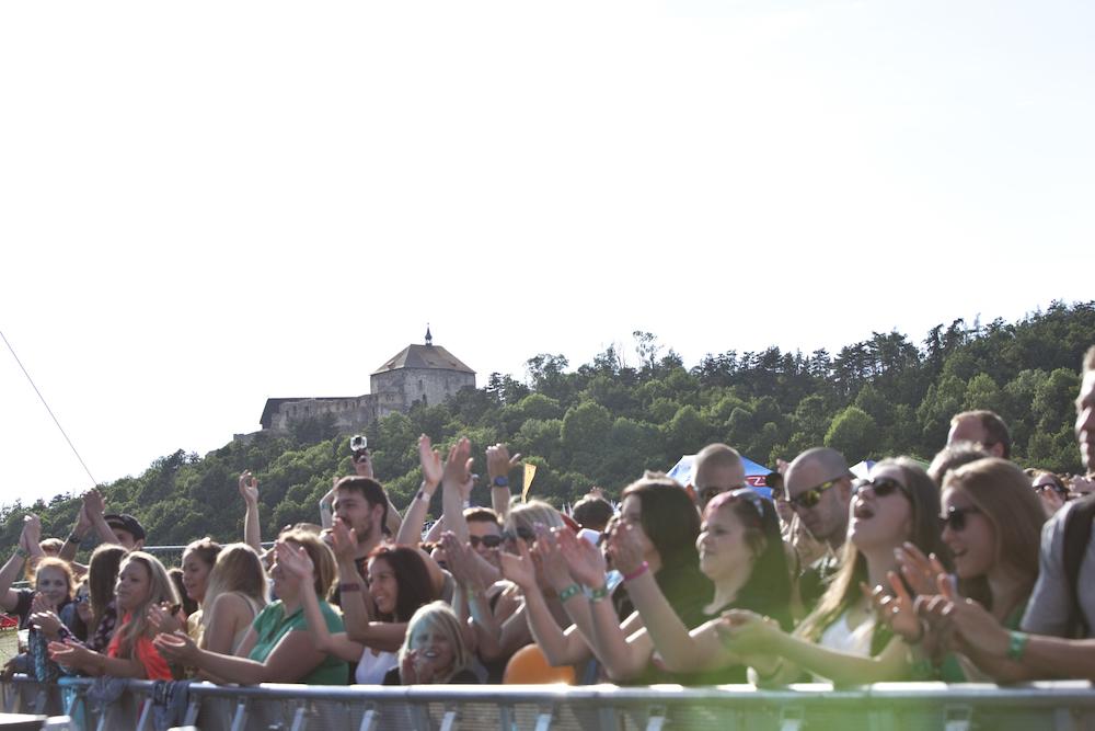 Festival Hrady CZ startuje tento pátek na Točníku!