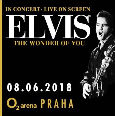 Elvis Presley ožije na koncertním turné!
