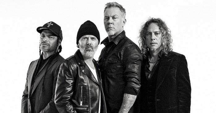 Metallica – Evropa hlásí VYPRODÁNO!