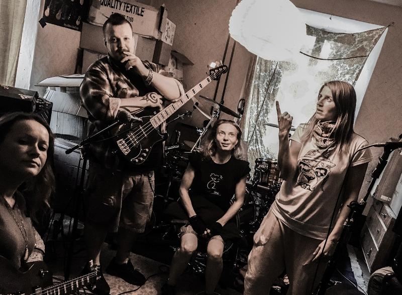 Znovuzrozená kapela Gaia Mesiah se v listopadu vydá na TeleporTour!