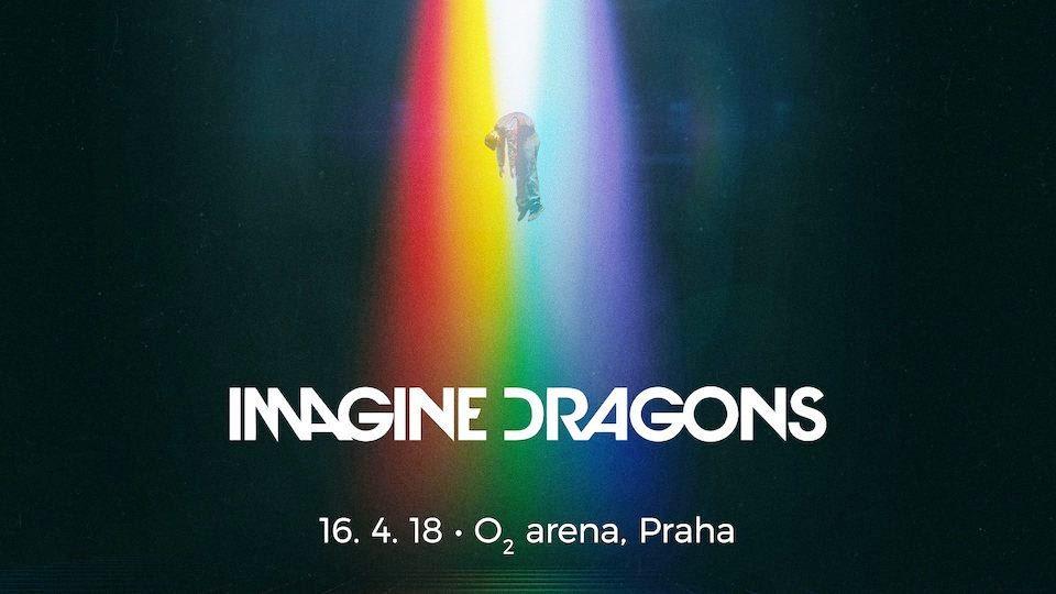 Imagine Dragons vystoupí v pražské O2 Areně