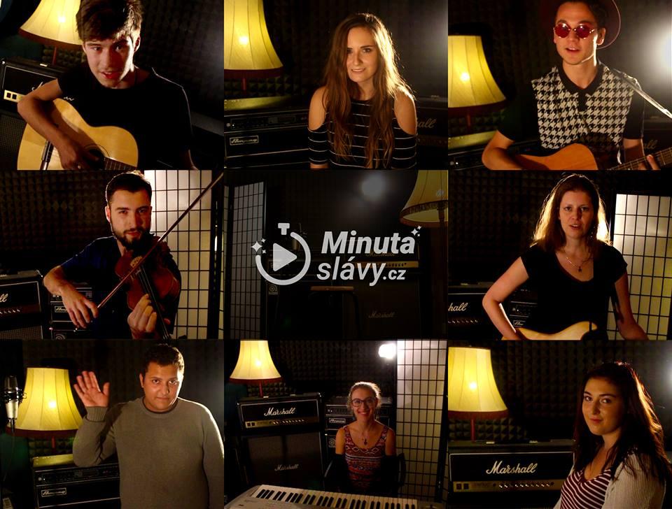 Soutěž Minuta slávy právě začíná. Kromě zábavy nabídne také příležitost pro všechny umělce a hudebníky!