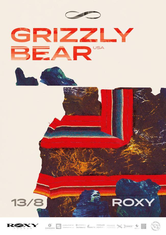 Kapela Grizzly Bear konečně míří i do Prahy!