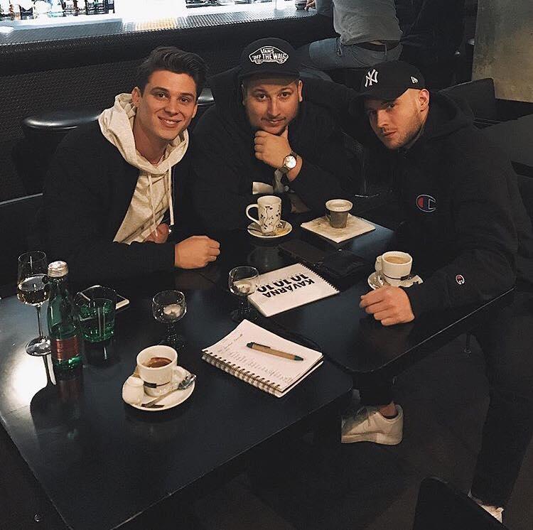 Pozor! Chystá se Společná tour  –  ATMO Music, Sebastian, Jakub Děkan