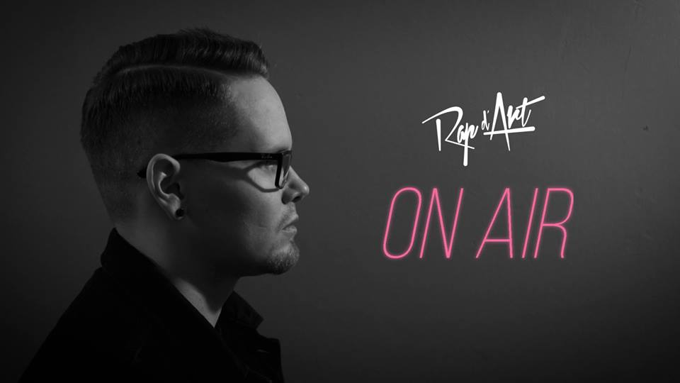 Rap d'Art vydávají druhý singl s názvem ON AIR!