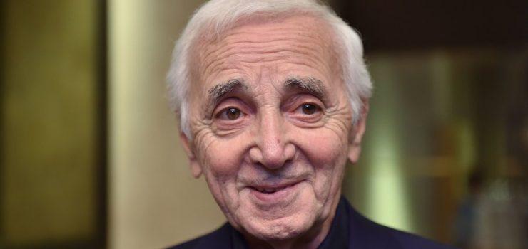 Legenda chansonu Charles Aznavour po dvou letech v Praze!
