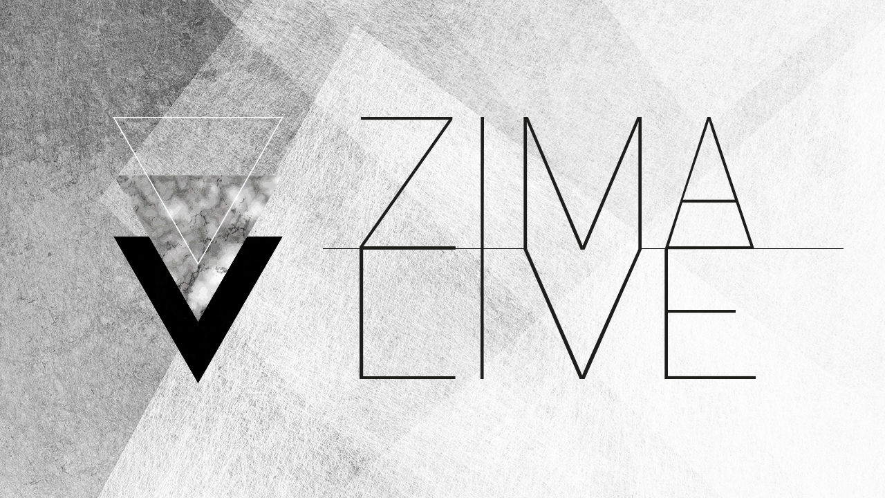 Kapela Zima vydává první živák!