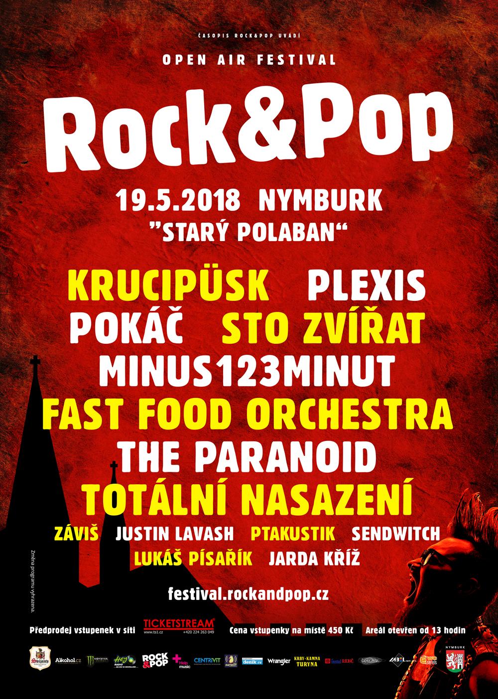 Časopis Rock&Pop oslaví osmadvacáté narozeniny!