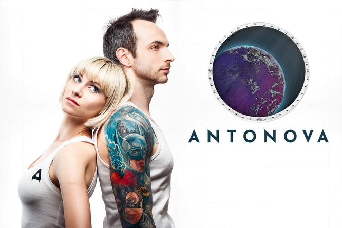 Nový projekt Antonova a jejich první singl Jiný kód