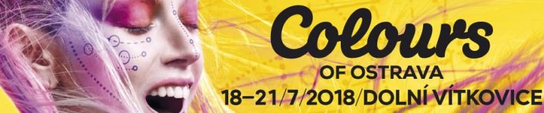 Léto na Colours of Ostrava vás uspokojí emociálně i kulturně!