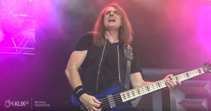 Metalové kulomety Judas Priest a Megadeth rachotily v Plzni