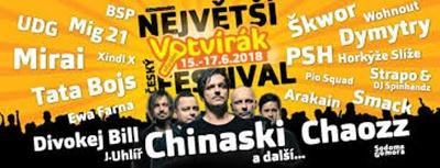 Největší český festival Votvírák představí špičku české a slovenské hudební scény i vítězku Talent for Stage!