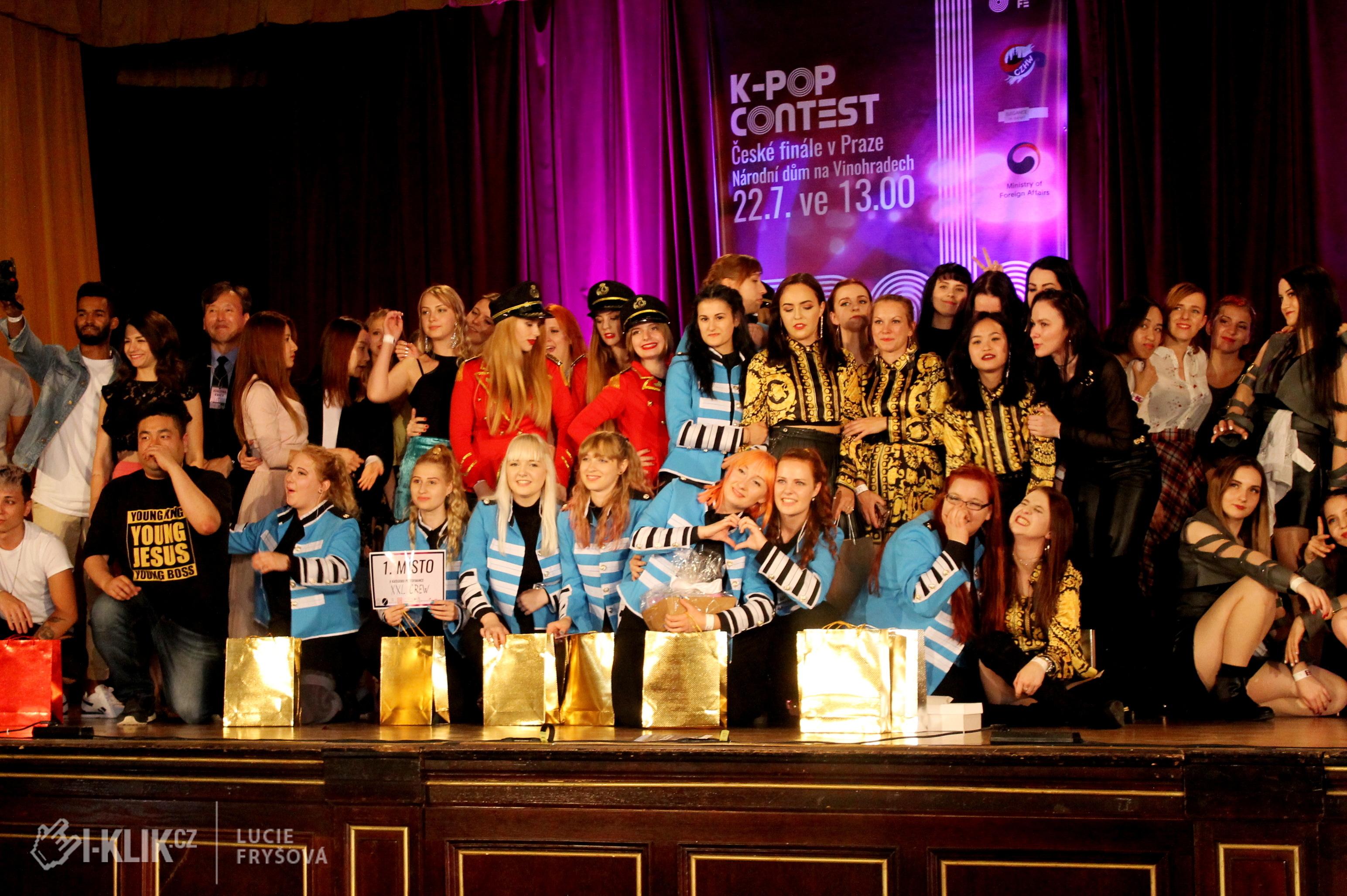 K – POP Contest zná své vítěze! Jsou jimi rapperka L.J. a XXL Crew!