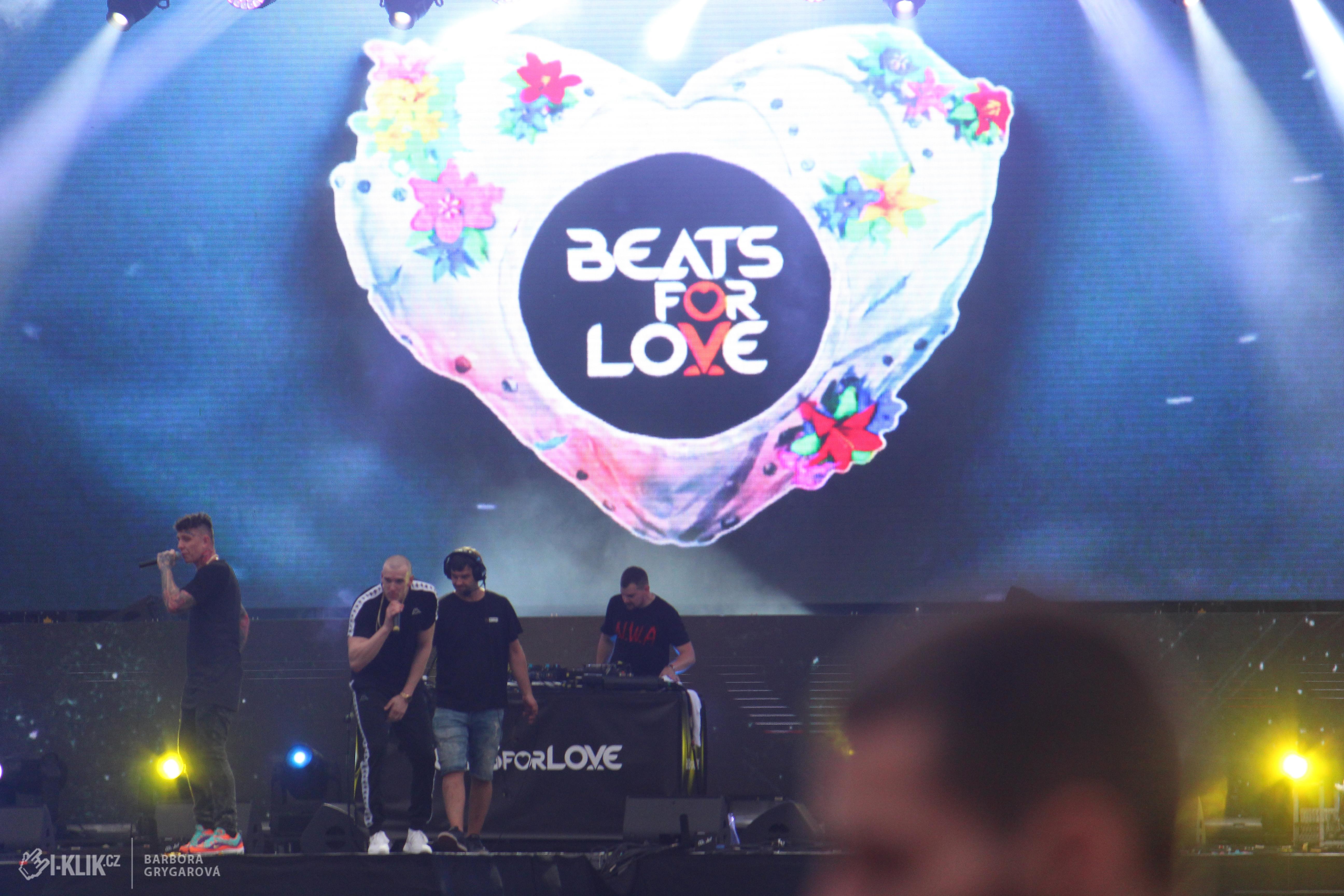 Letní láska opět na scéně. Beats for Love 2019 tě uhrane!