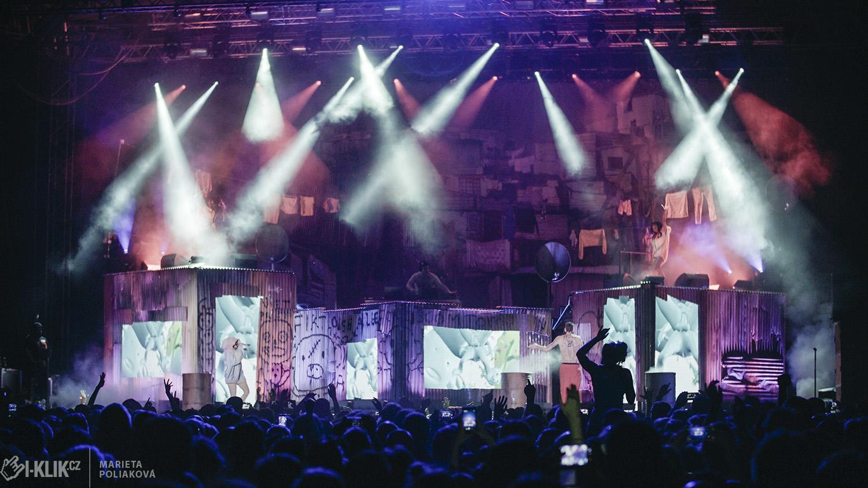 Na koncert Die Antwoord jedině s potkany s sebou!