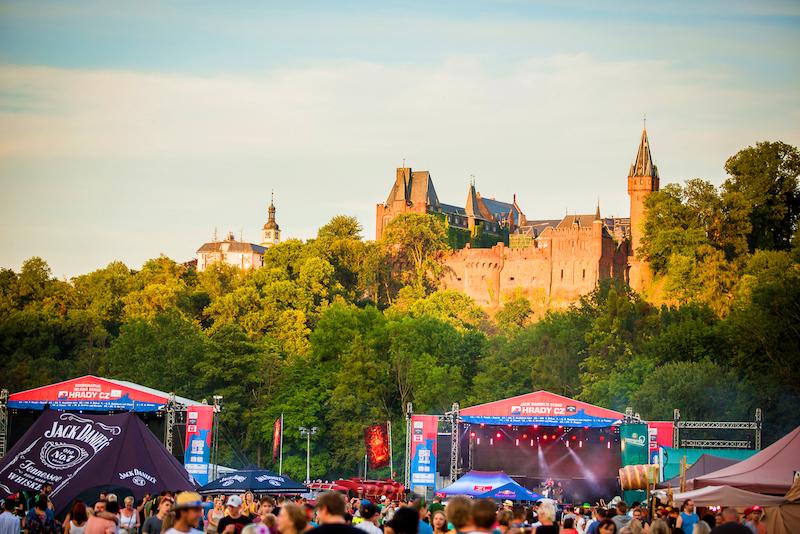 Festival Hrady CZ se představí na Hradci nad Moravicí!