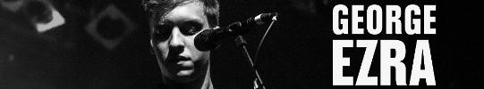 Do Fora Karlín v říjnu zamíří George Ezra s novým albem